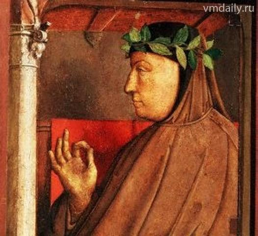 15th century [general] --- Francesco Petrarch --- Image by © The Art Archive/Corbis