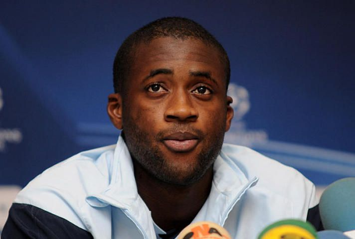 Yaya Toure considering leaving Manchester City because
