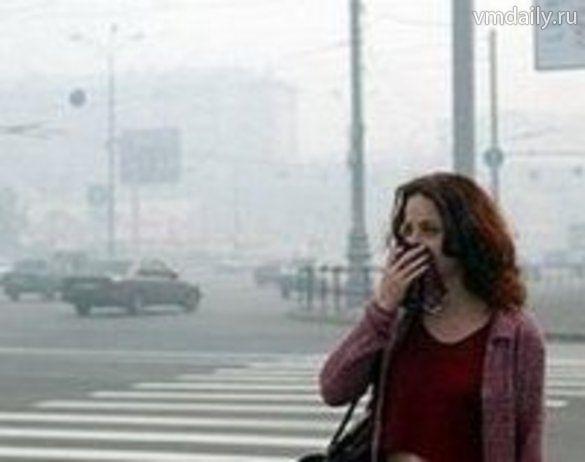 """ВОЗ: В 2012 году загрязненный воздух """"убил"""" 7 млн человек"""