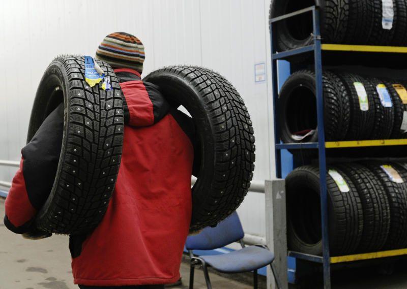Водители с летней резиной будут возмещать убытки при ДТП