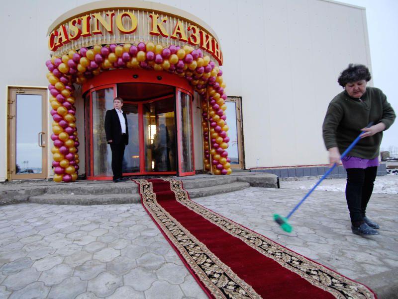 Азартные игры на территории России были запрещены с 1 июля 2009 года