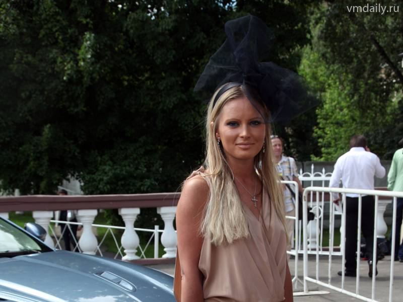 дана борисова рассталась с мужем