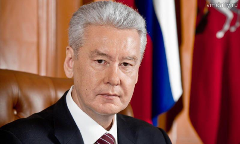 Сергей Собянин вручил сертификат