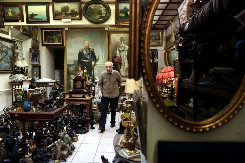 продавец в антикварный магазин прохождении