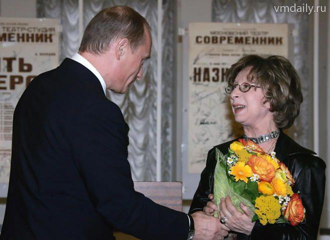 Лия Ахеджакова: все, о чем даже не думала, получилось РИА Новости