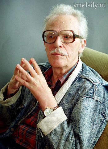 Июль 2005 года. Писатель и драматург Борис Васильев во время интервью в своем любимом доме под Солнечногорском.