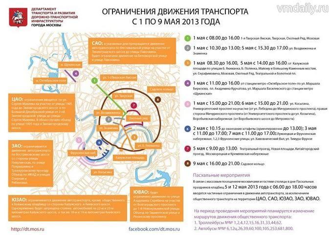 Департамент транспорта Москвы