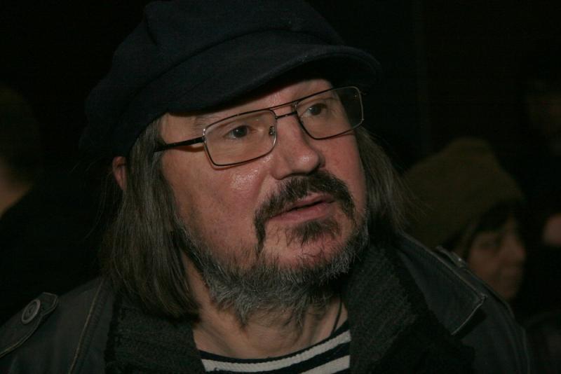 Режиссер Алексей Балабанов  лично представил картину зрителям.