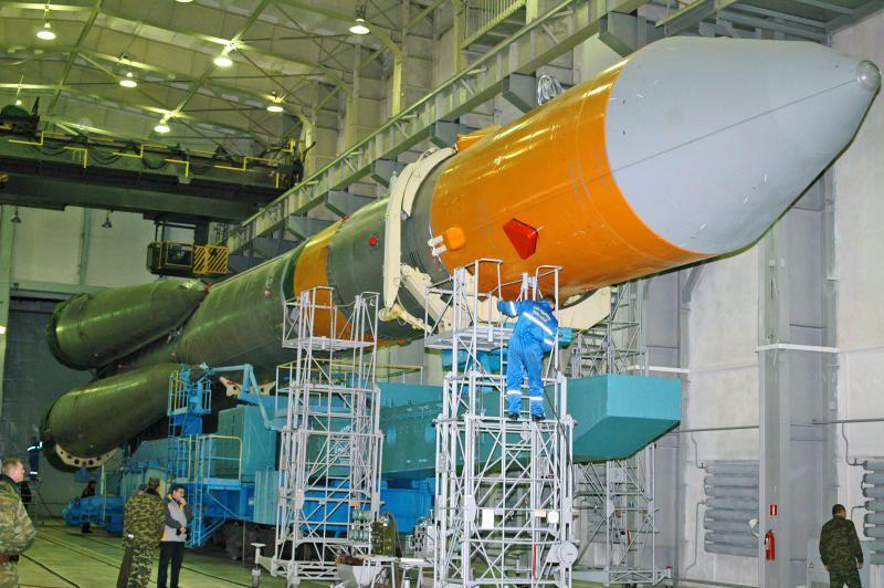 космодрома «Байконур»