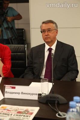 Владимир Винокуров, посол по особым поручениям МИД, ответственный секретарь Межгосударственной Российско-Американской Президентской комиссии