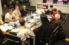 Круглый стол на тему: Духовное наследие Русской Америки и Российско-Американские отношения