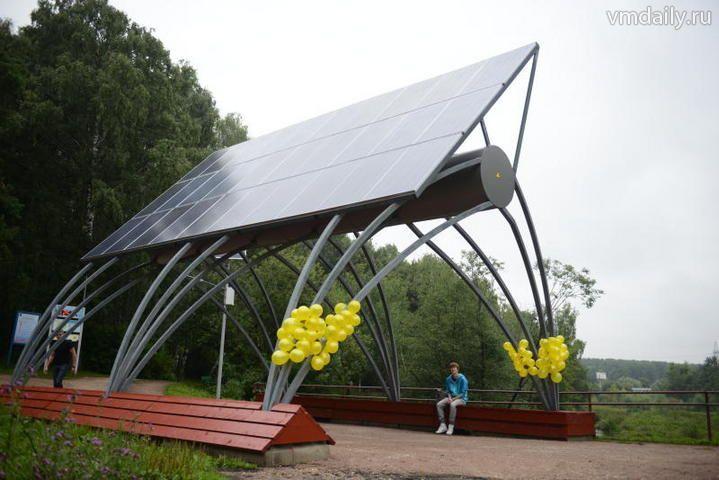 Во Франции начато строительство солнечного стадиона