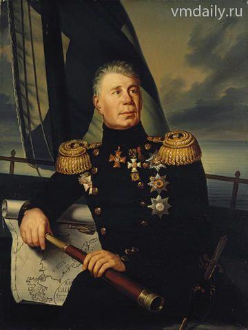 Иван ФёдоровичКрузенштерн.
