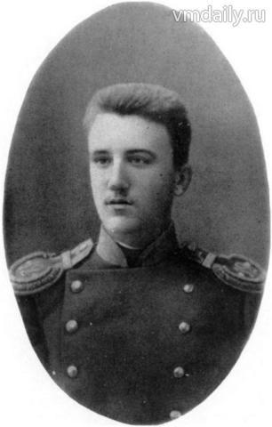 Александр Куприн, молодой офицер.