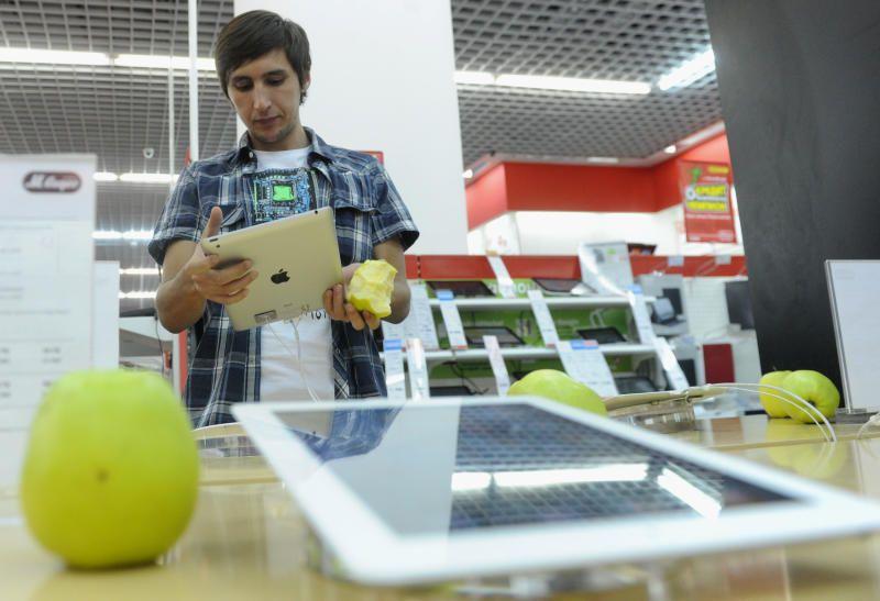 22 октября мир увидит новые планшеты от компании Apple