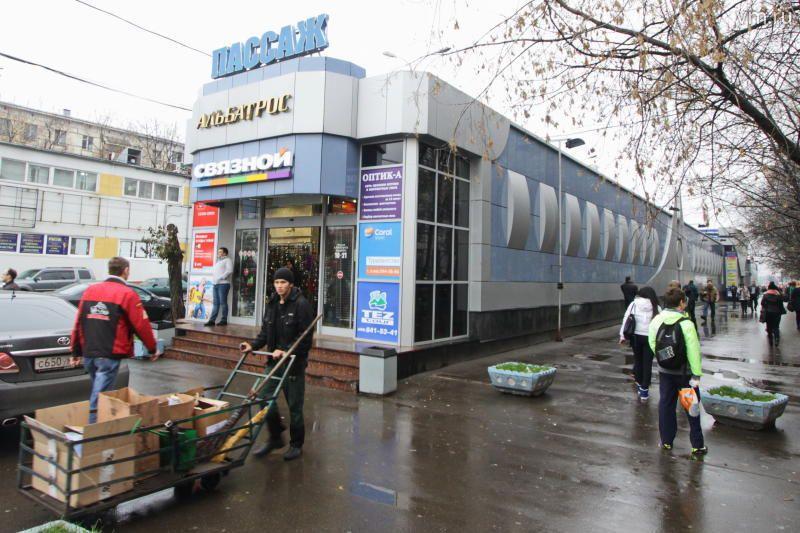 Этот объект у станции метро «Щелковская» снесут — префектура ВАО судится с собственником.Чиновники считают, что центр построен незаконно.