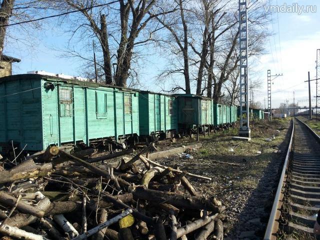 Московская кольцевая железная дорога