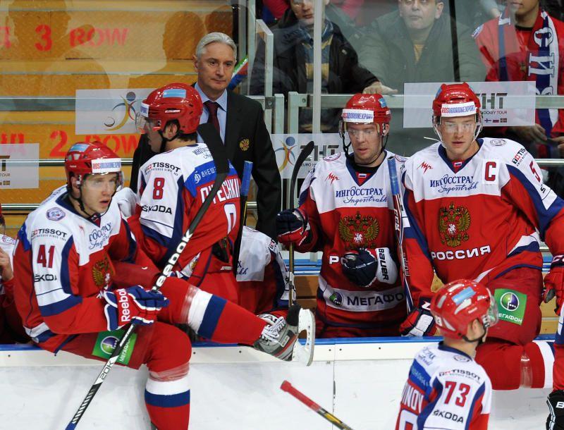 Начало сезона счет россия хоккей