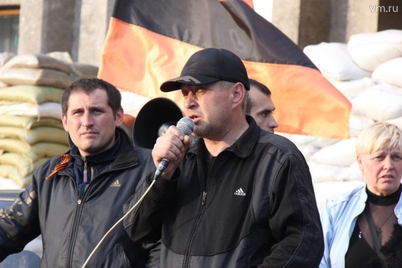 Расстрелян «народный мэр» Славянска Пономарев. Убили свои