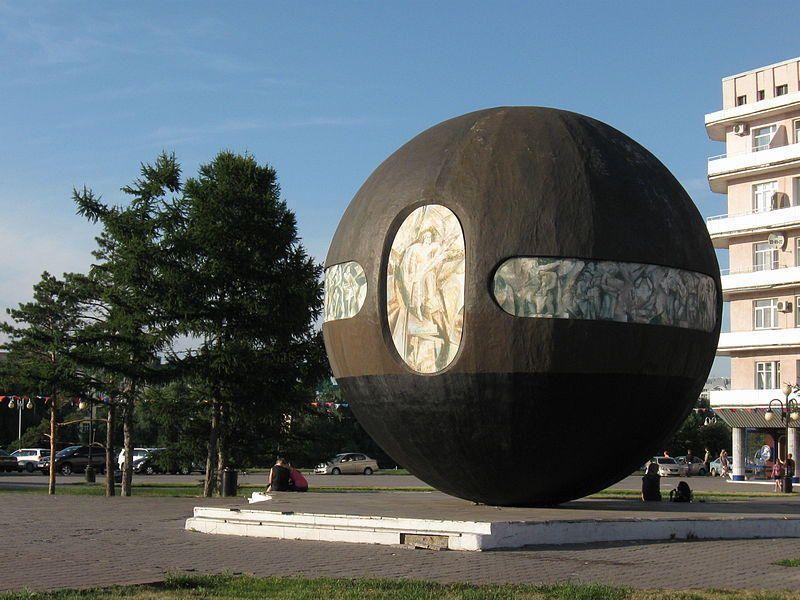 шар в омске фото