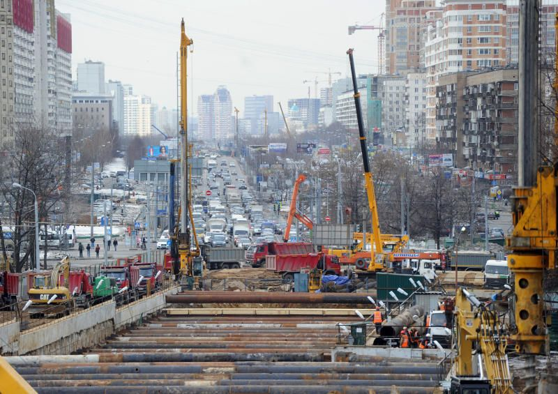 До конца года в Москве откроются пять новых станций метро