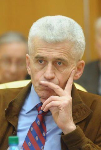 Профессор Московской школы экономики МГУ Виктор Кувалдин