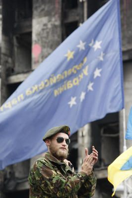 Киев. Как считает Ефим Пивовар, Украине незачем стремиться в ЕС