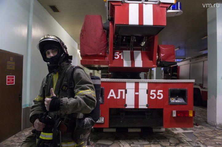 37342cb8db4e Спасатели ликвидировали возгорание в ТЦ