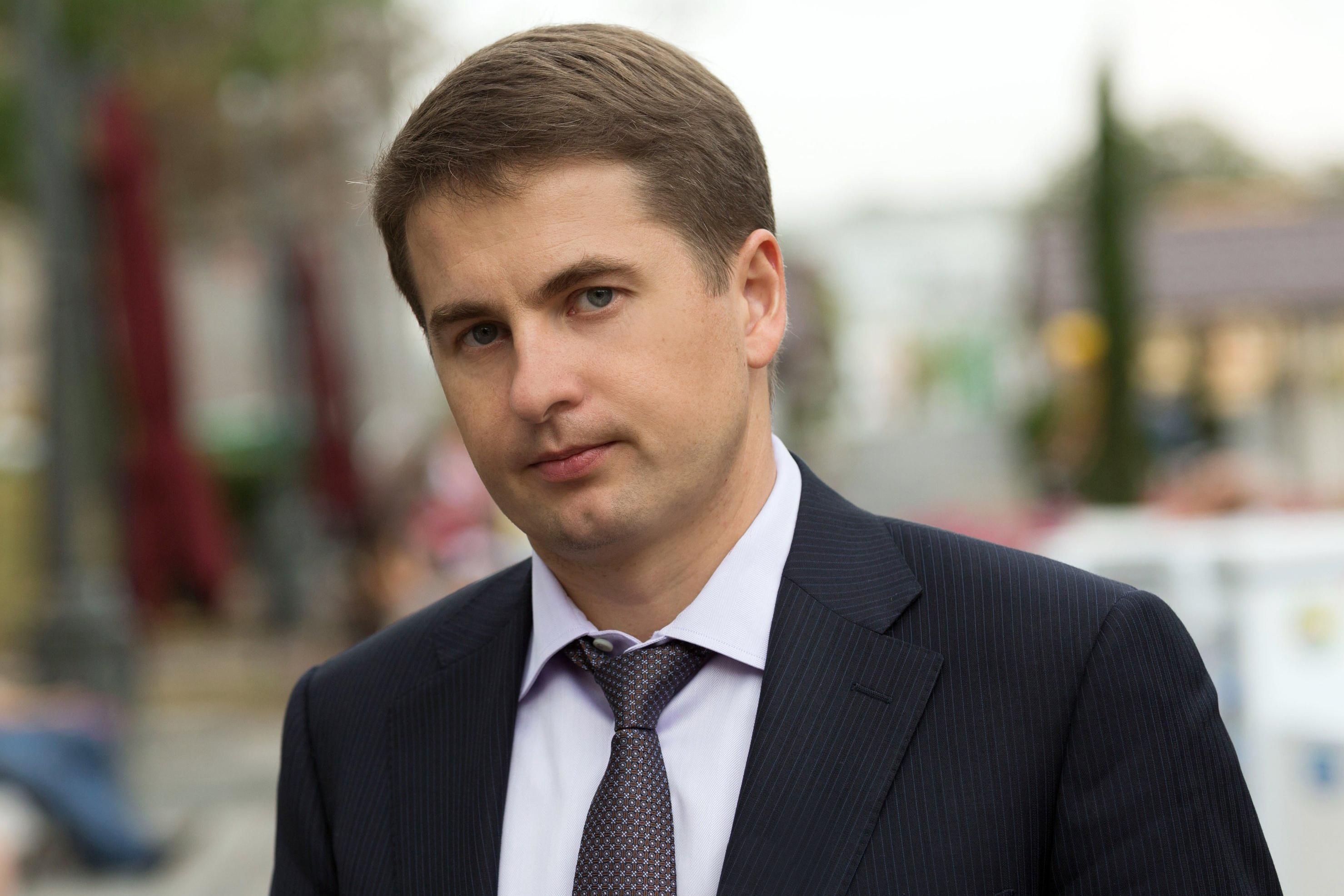 Министр столичного правительства, глава Департамента торговли и услуг Алексей Немерюк / Агентство городских новостей «Москва»
