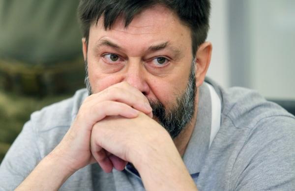 Руководитель портала РИА Новости Украина Кирилл Вышинский  / Стрингер/РИА Новости