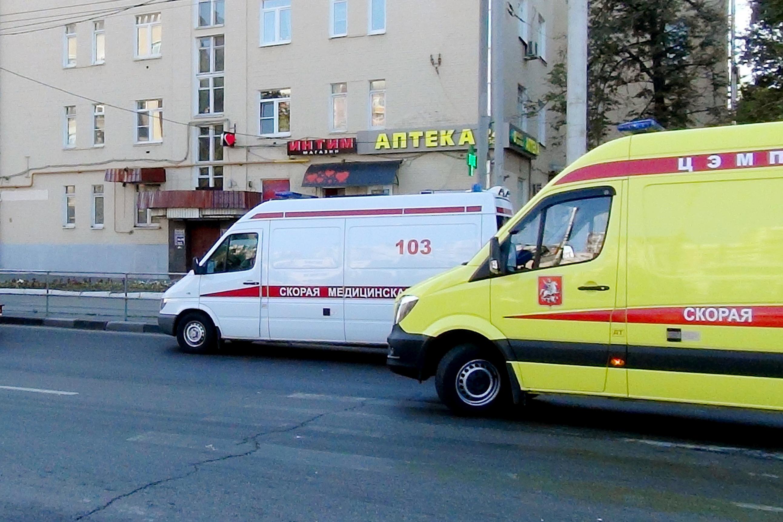 Мальчик не дошел до линейки, не выдержал / Агентство городских новостей «Москва»