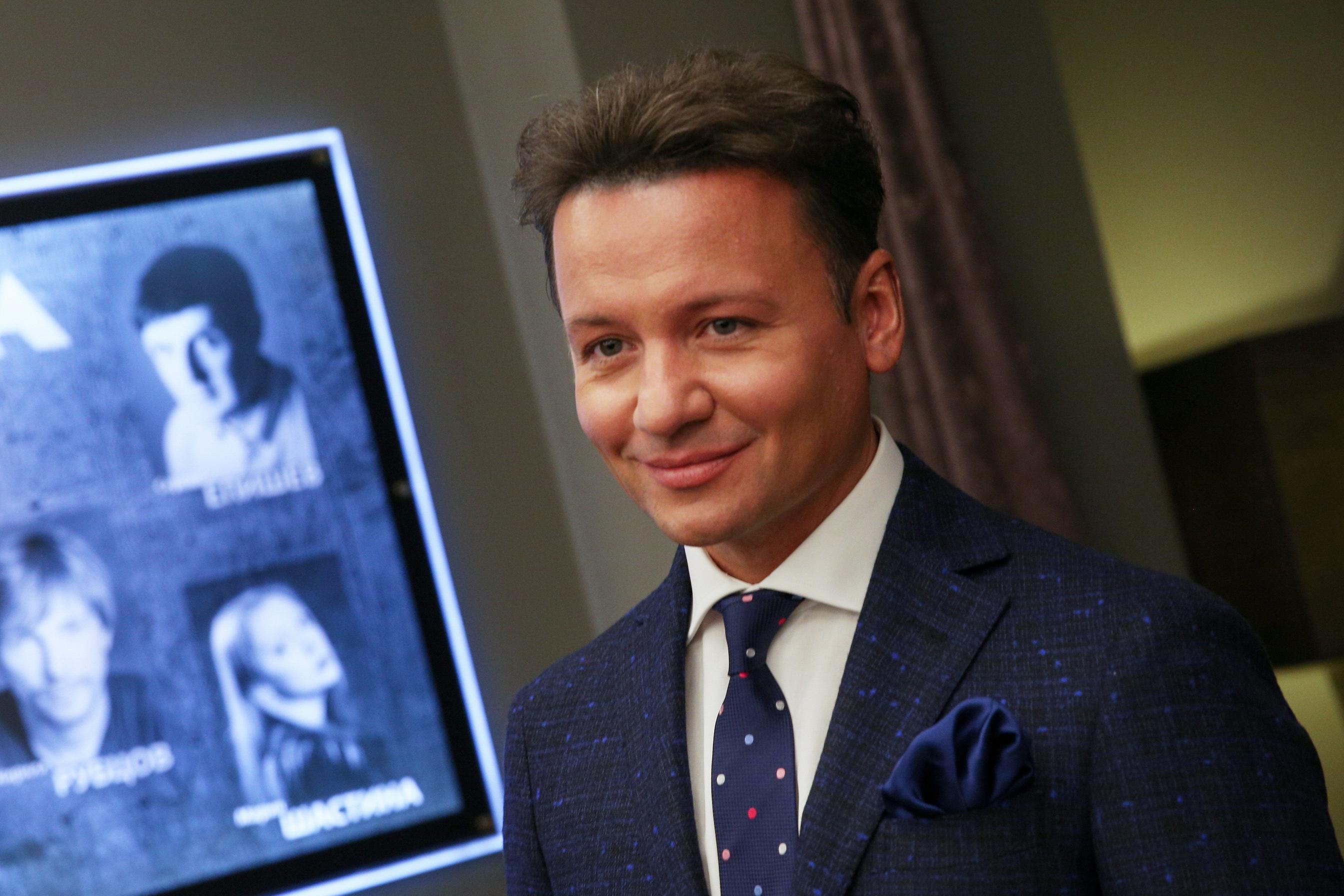 Актер Александр Олешко / Кирилл Зыков/АГН «Москва»
