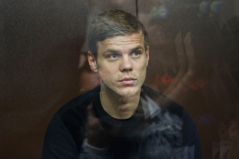Футболист Александр Кокорин намерен в ближайшее время возобновить тренировки