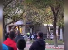 Перестрелка произошла около станции метро «Рязанский проспект»