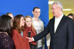 Мэр Москвы Сергей Собянин напомнил о продолжении набора в столичные колледжи