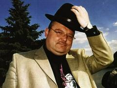 Михаил Круг был убит в собственном доме
