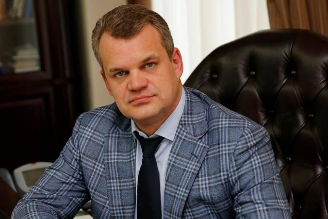 Генеральный директор АО «Мосметрострой» Сергей Жуков / Пресс-служба АО «Мосметрострой»