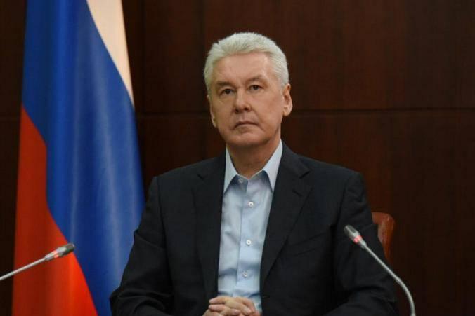 Мэр Москвы Сергей Собянин / Владимир Новиков, «Вечерняя Москва»