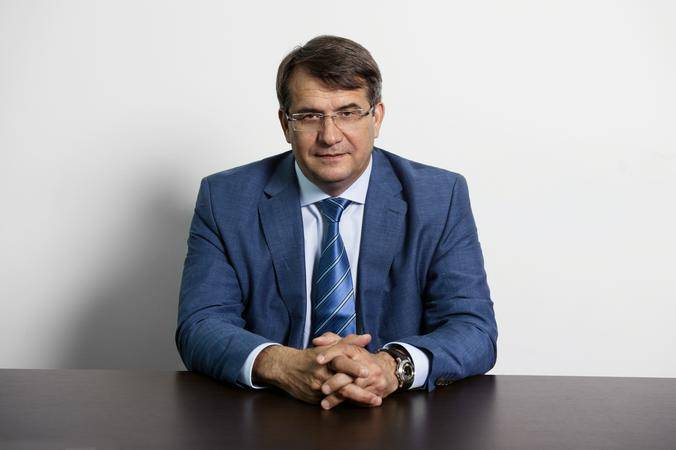 Генеральный директор АО «Мосинжпроект» Марс Газизуллин  / Предоставлено пресс-службой