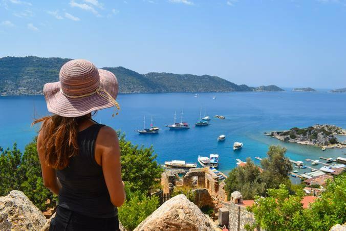 Среди выездных направлений первое место по популярности занимает Турция / pixabay.com