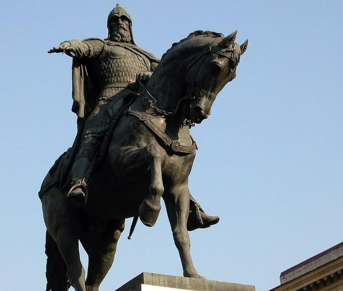 Князь Юрий Долгорукий еще в апреле 1147 года пригласил сюда своих союзников и родственников / Wikipedia / Общественное достояние