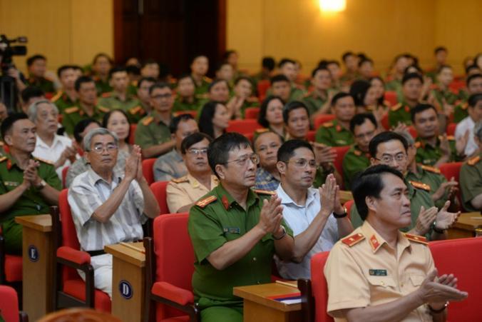 На встрече присутствовало 18 вьетнамских генералов / Фотография с сайта МВД РФ (https://xn--b1aew.xn--p1ai/news/item/18355827)