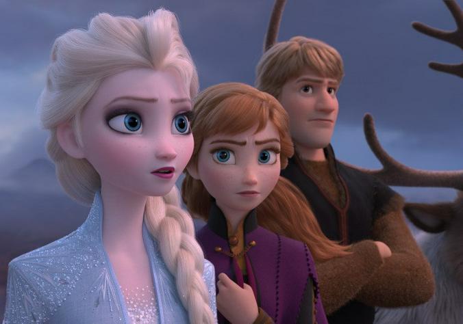 Персонажей мультфильма ждут новые приключения  / Кадр их фильма «Холодное сердце - 2»