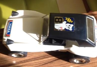 Машинка «Умка» / Скриншот видео на youtube-канале Юры Греки