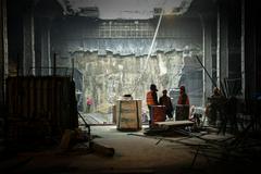 Полностью завершено строительство перегонного тоннеля между станциями «Воронцовская» и «Улица Новаторов»