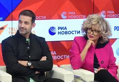 Дмитрий Певцов и Ольга Дроздова рассказали о концерте, посвященном творческому юбилею Дмитрия