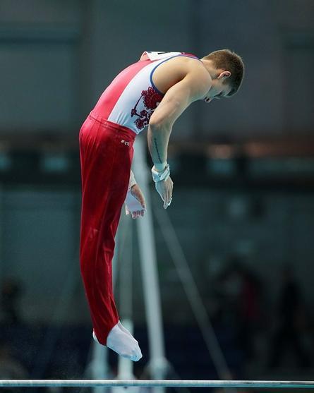 Иван начал заниматься гимнастикой в 6 лет / официальный аккаунт (instagram.com/i.stretovich96)