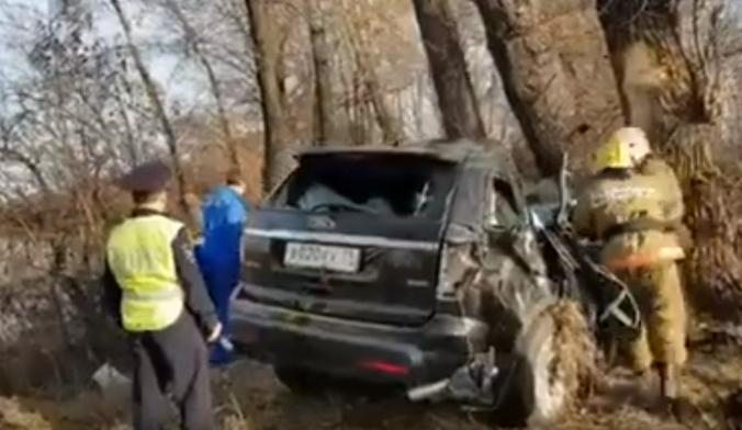 Мэр Абакана погиб в ДТП / Скриншот видео на Youtube-канале «ДЕЛА Красноярск»