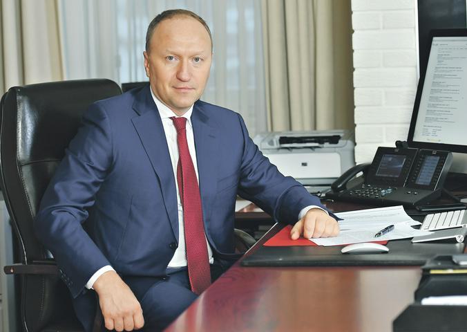 Михаил Колобаев / Комплекс градостроительной политики и строительства