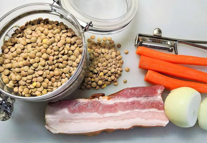 Плохо сочетаются бобовые с мясом / pixabay.com/ru